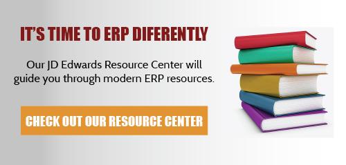 JD Edwards Resource Center
