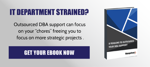 8 Reasons to Outsource DBA Support