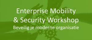 Enterprise Mobility workshop