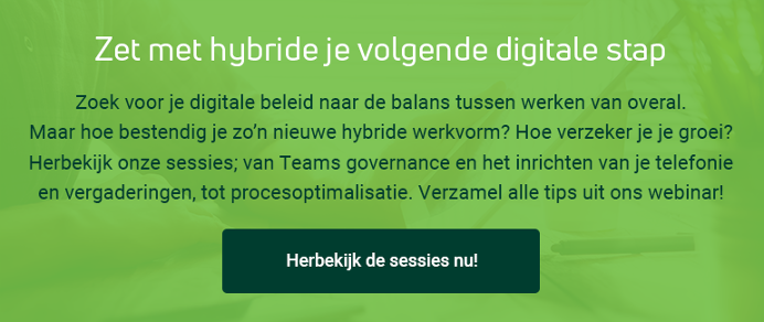 Download: Sessies hybride samenwerken