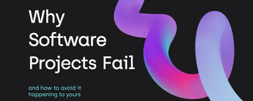 Guide download: Why software projects fail