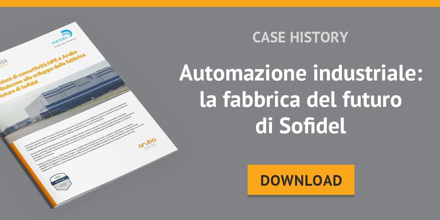 Case History Sofidel - TT Tecnosistemi