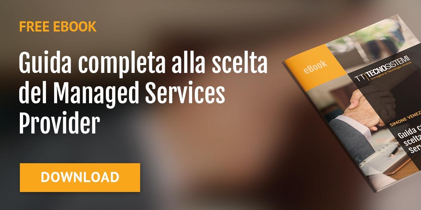 Guida completa alla scelta del Managed Services Provider