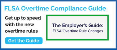 FLSA Overtime Compliance Guide