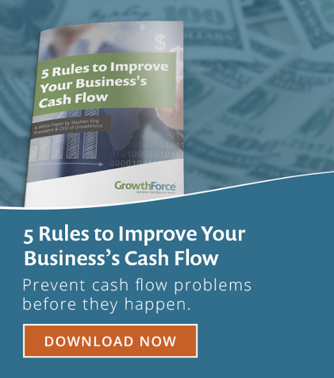 5 Rules to Improve Your Business's Cash Flow