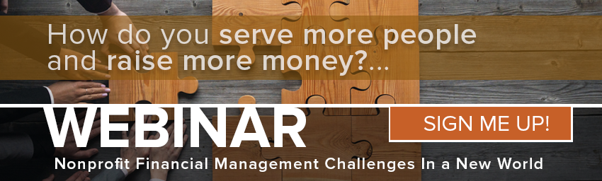 NonProfit Financial Management Best Practices Webinar