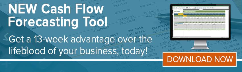 Cash Flow Forecasting Tool