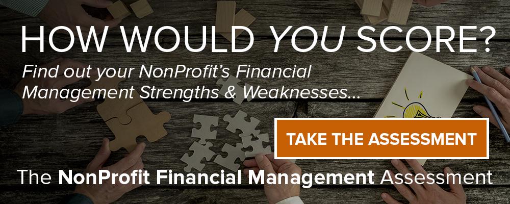 NonProfit Financial Management Assessment link