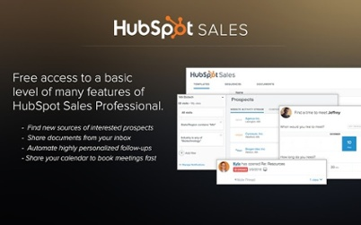 HubSpot-Sales-Free-Software