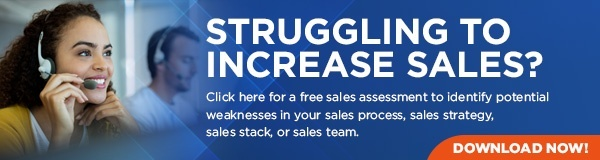 Get a free sales and marketing assessment
