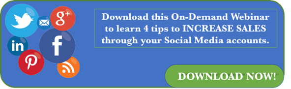 Download our webinar to increase sales through social media