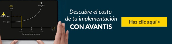 costo-implementacion-sap-business-one-avantis