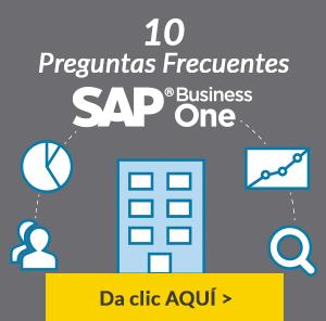10 Preguntas Frecuentes sobre  SAP Business One - Avatis