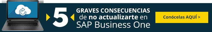 Conoce lo más actualizado en SAP Business One -Avantis