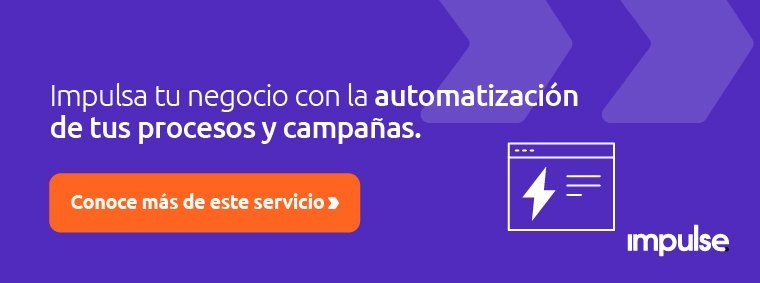 Servicio Impulse Automatización de Marketing