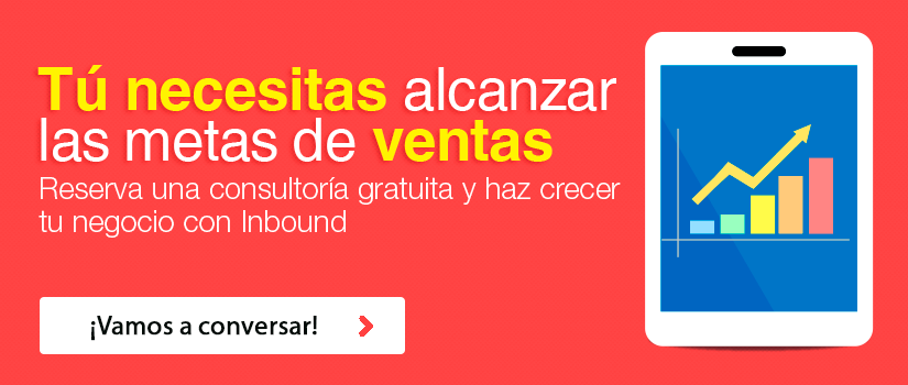 Consultoría gratuita de Inbound Marketing