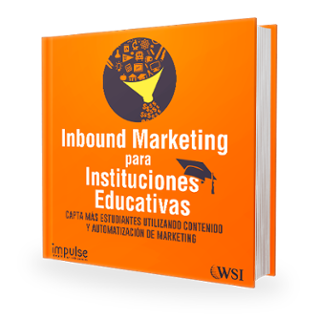 Ebook: Inbound Marketing para instituciones educativas