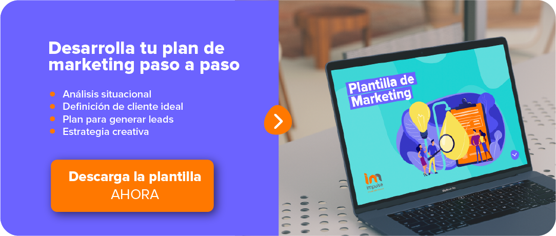 Plantilla: Plan de Marketing