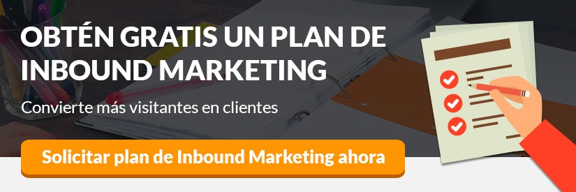 Asesoría de Inbound Marketing gratuita