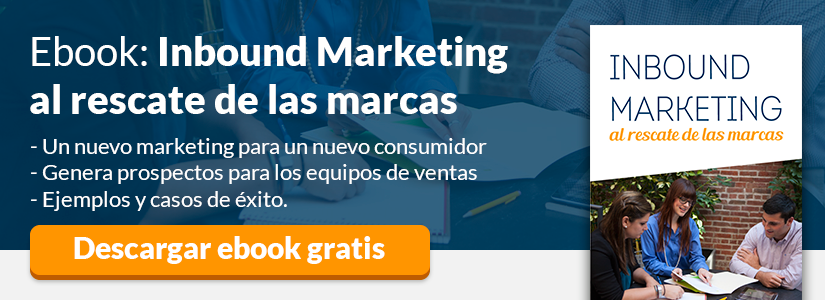 Descargar ebook: Inbound Marketing al rescate de las marcas