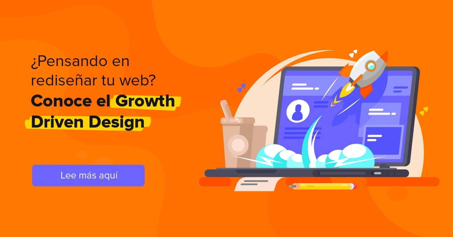 conoce el growth driven design