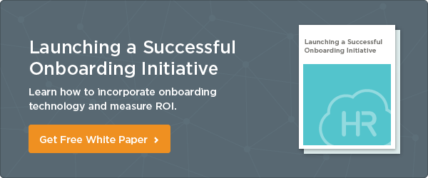 Launching a Successful Onboarding Initiative