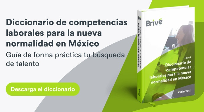 Diccionario de competencias laborales para la nueva normaidad en México