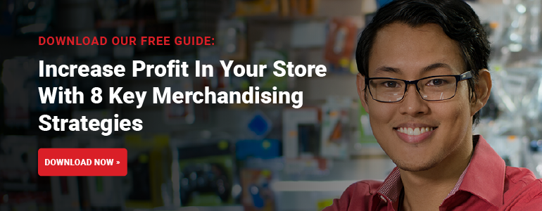 Key Merchandising Strategies CTA