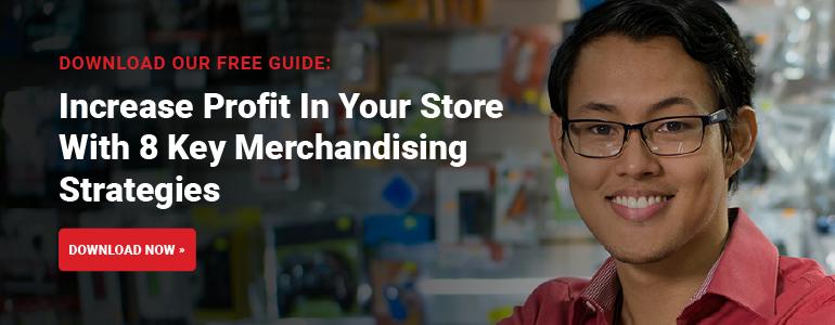 Key Merchandising Strategies CTA
