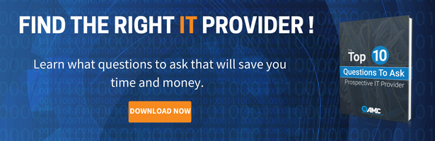 Top 10 Questions to Ask Prospective IT Provider