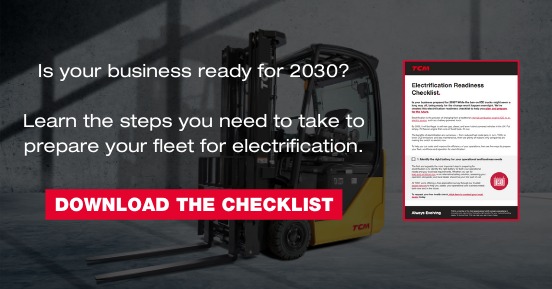 Download the TCM Electrification Readiness Checklist Today