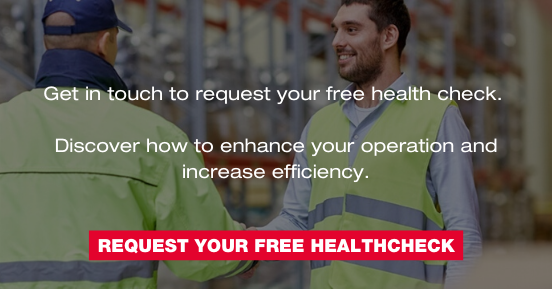 Request your operational health check today