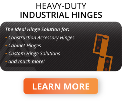 Looking for Heavy Duty Industrial Hinges? Click to learn more.