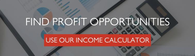 find profit opportunites