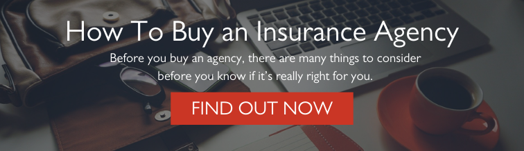 How to Buy An Insurance Agency