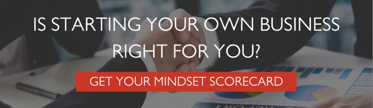 Get Your Mindset Scorecard