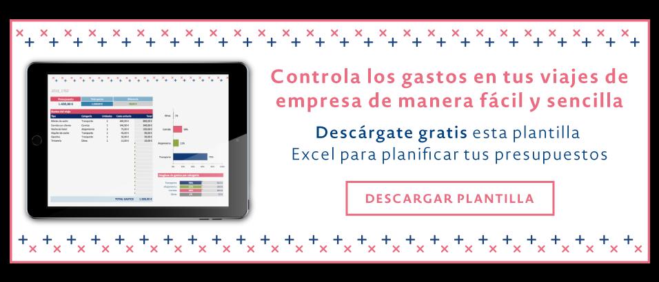Excel De Gastos Donde Encontrar Plantillas Para Descargar Edenred