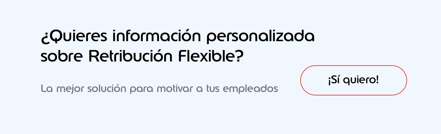 Retribución flexible