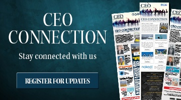 CEO Connection Newsletter Sign-Up