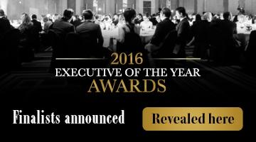 Executive Awards - Reveal finalists