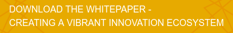 DOWNLOAD THE WHITEPAPER -  CREATING A VIBRANT INNOVATION ECOSYSTEM