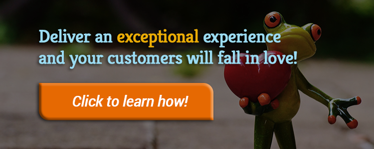 Click to learn how to deliver an exceptional customer experience.