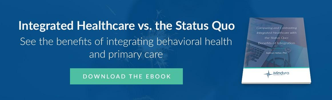 Integrated Healthcare and Traditional Healthcare