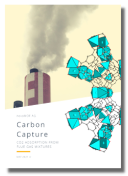Cover Case Study Carbon Capture with MOFs