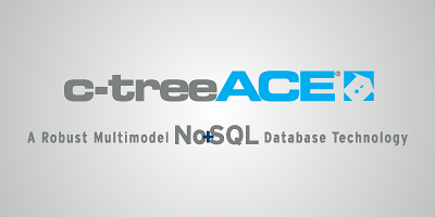 c-treeACE, a Robust multimodel No+SQL database technology