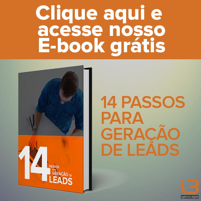 acesse 14 passos para geração de leads