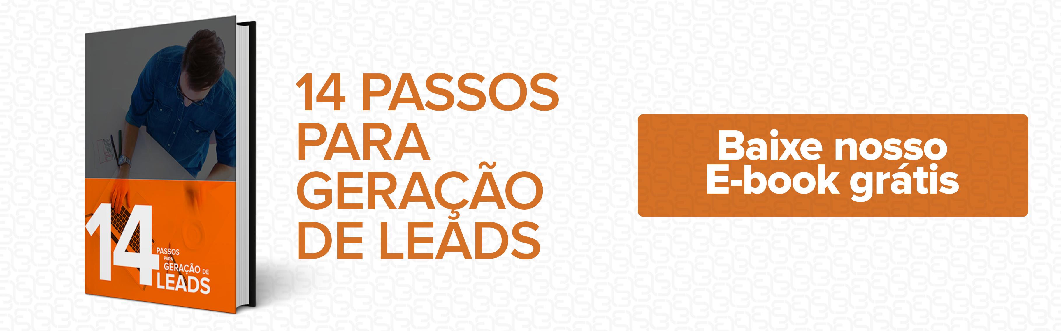 ebook 14 passos para geração de leads