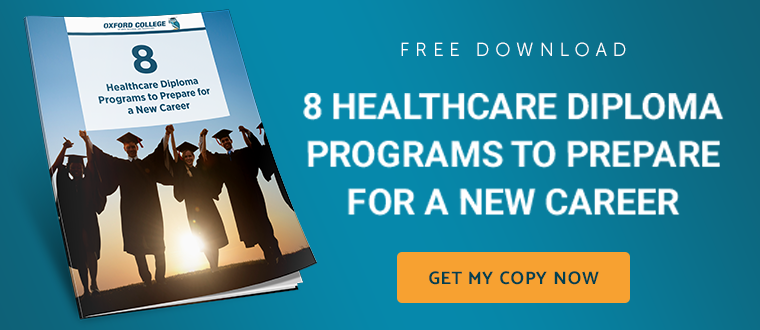 8-Healthcare-Diploma-Programs-to-Prepare-for-a-New-Career