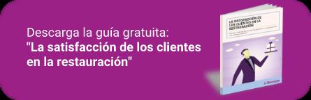 Guía gratuita: La Satisfacción de los Clientes en la Restauración