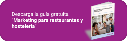 Ebook gratuito: Marketing para restaurantes y hostelería